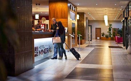 Slovensko - Dudince na 3 až 7 dní, plná penze nebo polopenze s dopravou vlastní nebo autobusem
