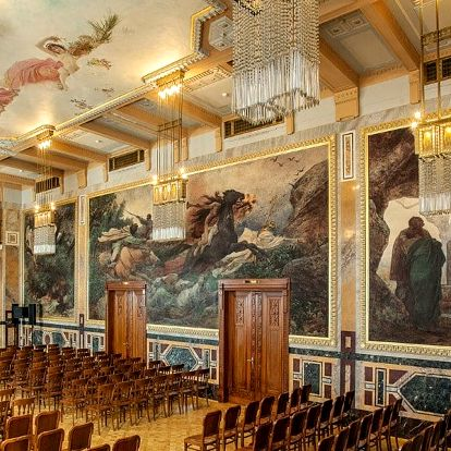 Melodie Mozarta a Vivaldiho v Obecním domě