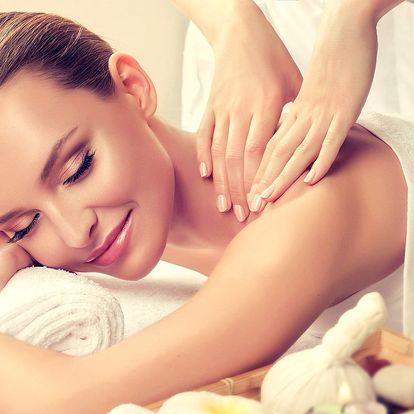 Thajská olejová, nebo relaxační masáž