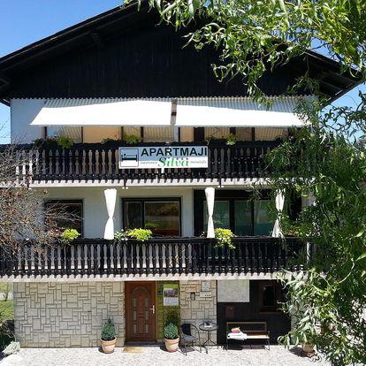 Slovinsko: Apartmány a Stany Silva