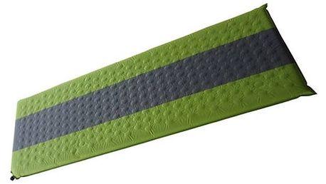 Acra L42, tl. 7 cm šedá/zelená