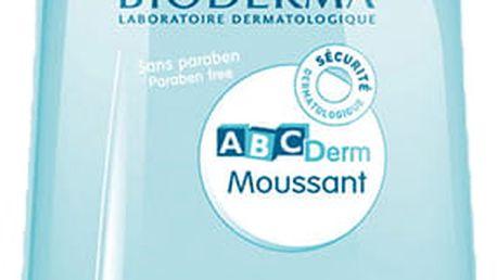 BIODERMA ABCDerm Moussant čistící pěnivý gel (1000 ml)