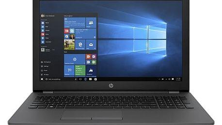 Notebook HP 250 G6 černý + dárky (1TT46EA#BCM)