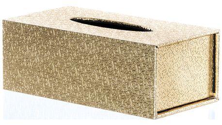Krabička na papírové kapesníky s ornamenty