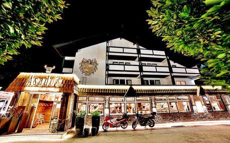 Rakousko, Tyrolsko: Hotel Almhof Kitzlodge