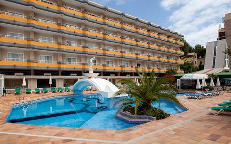 Španělsko - Mallorca na 8 až 9 dní, all inclusive s dopravou letecky z Prahy nebo Brna 200 m od pláže