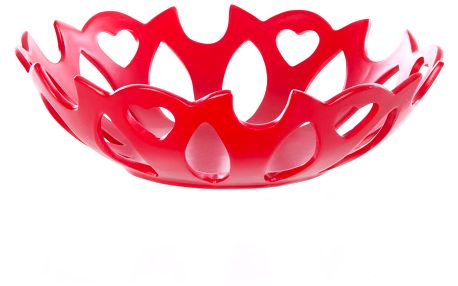 Designová mísa ornament srdce