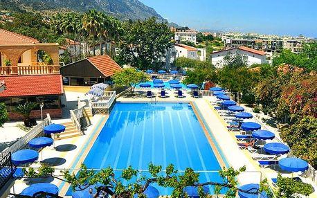 Kypr - Severní Kypr na 8 dní, all inclusive nebo polopenze s dopravou letecky z Brna nebo Prahy