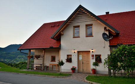 Slovinsko: Tourist Farm Marjanca