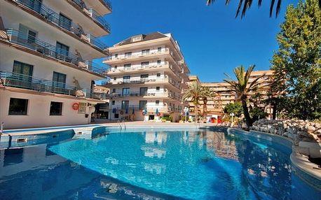 Španělsko - Costa del Maresme na 8 až 13 dní, plná penze nebo polopenze s dopravou letecky z Prahy 50 m od pláže