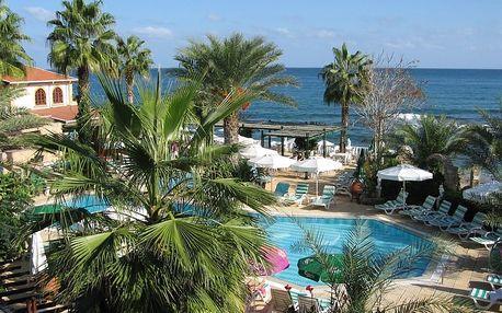 Kypr - Severní Kypr na 8 dní, polopenze nebo snídaně s dopravou letecky z Prahy nebo Brna přímo na pláži