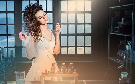 Namíchejte si parfém: vůně vytvořená jen pro vás