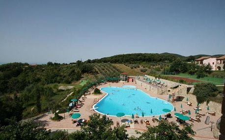 Itálie - Tuscany na 8 dní, bez stravy s dopravou vlastní 16 km od pláže