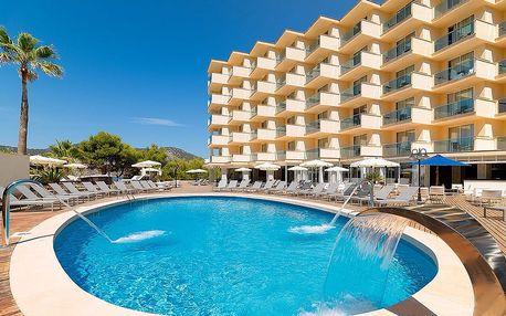 Španělsko - Mallorca na 8 až 12 dní, polopenze nebo snídaně s dopravou letecky z Prahy nebo Brna přímo na pláži
