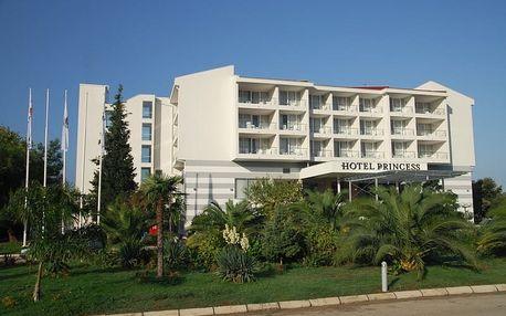 Černá Hora - Bar na 10 dní, plná penze nebo polopenze s dopravou autobusem