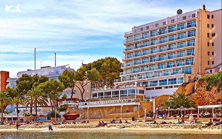 Španělsko - Mallorca na 8 až 9 dní, all inclusive, polopenze nebo snídaně s dopravou letecky z Brna nebo Prahy