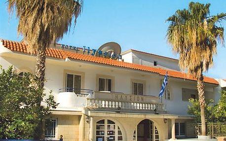 Řecko - Rhodos na 7 až 8 dní, all inclusive, polopenze, snídaně nebo bez stravy s dopravou letecky z Prahy 80 m od pláže