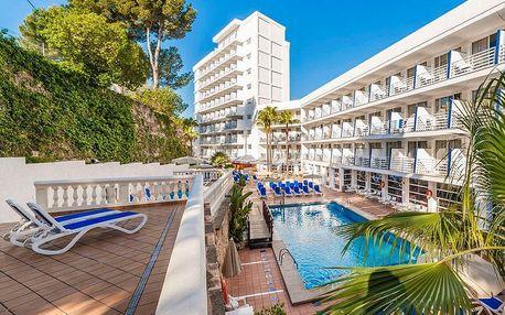 Španělsko - Mallorca na 8 až 9 dní, all inclusive s dopravou letecky z Prahy nebo Brna 250 m od pláže