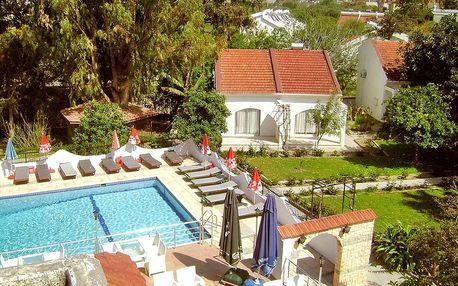 Kypr - Severní Kypr na 8 dní, polopenze nebo snídaně s dopravou letecky z Prahy nebo Brna 5 km od pláže