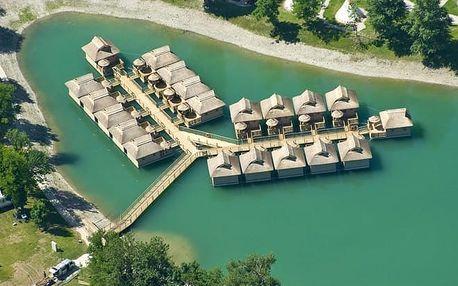 Slovinsko - Slovinské lázně na 4 dny, polopenze s dopravou vlastní