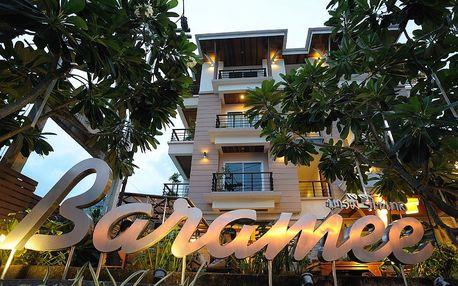 Thajsko - Phuket na 10 dní, snídaně s dopravou letecky z Prahy 250 m od pláže