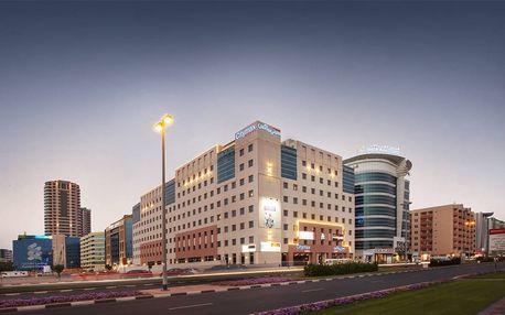 Spojené arabské emiráty - Dubai na 5 až 6 dní, snídaně s dopravou letecky z Prahy 5 km od pláže