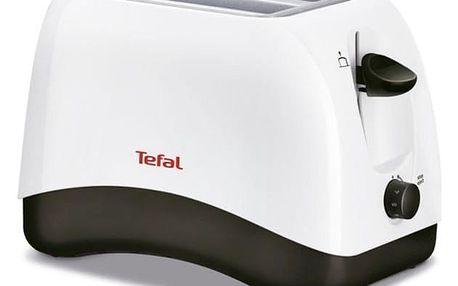 Opékač topinek Tefal Delfini TT130130 šedý/bílý
