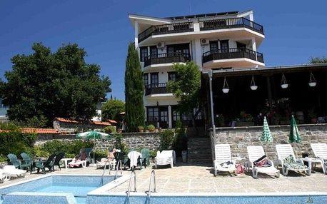 Bulharsko - Slunečné Pobřeží na 8 dní, plná penze, polopenze nebo snídaně s dopravou Bratislavy nebo letecky z Prahy 200 m od pláže