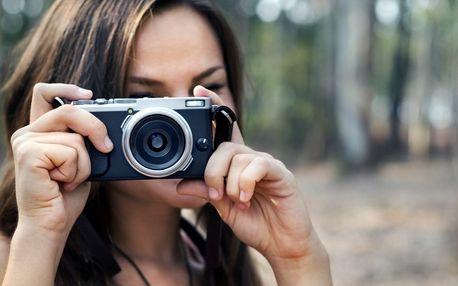 Naučte se fotit digitálním fotoaparátem