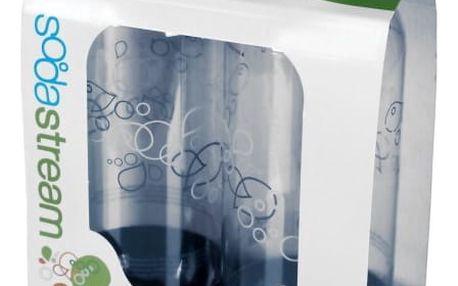 SodaStream 1l GREY/Duo Pack