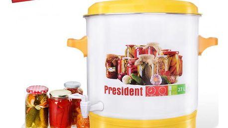 Zavařovací hrnec President 27 l