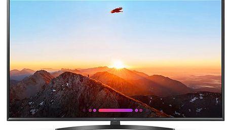 Televize LG 55UK6470PLC černá