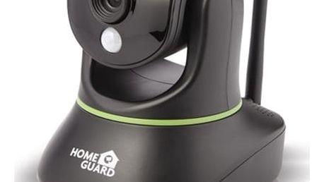 IP kamera iGET HOMEGUARD HGWIP720 - bezdrátová rotační HD s PIR detekcí (HGWIP720)