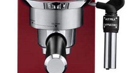 Espresso DeLonghi DEDICA EC 685.R červené