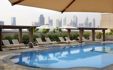 Spojené arabské emiráty - Dubai na 8 až 9 dní, snídaně s dopravou letecky z Prahy 5 km od pláže