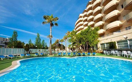 Španělsko - Mallorca na 8 až 16 dní, all inclusive s dopravou letecky z Prahy nebo Brna 500 m od pláže
