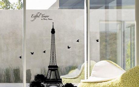 Samolepka Ambiance Eiffel Tower