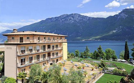 Itálie - Lago di Garda na 8 dní, polopenze s dopravou vlastní 100 m od pláže