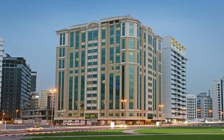 Spojené arabské emiráty - Dubai na 8 dní, snídaně nebo bez stravy s dopravou letecky z Prahy 8 km od pláže