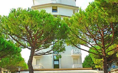 Itálie - Lido di Jesolo na 6 až 8 dní, polopenze s dopravou vlastní 100 m od pláže