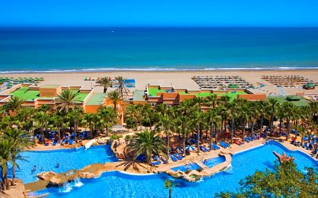 Španělsko - Costa de Almeria na 9 až 13 dní, polopenze s dopravou letecky z Prahy 30 m od pláže