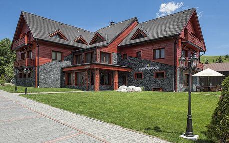 Winter & Summer Resort poblíž Stezky korunami stromů Slovensko