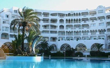 Tunisko - Monastir na 8 až 9 dní, all inclusive s dopravou letecky z Prahy 50 m od pláže