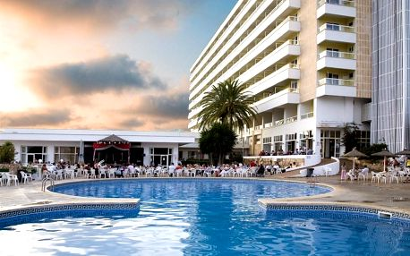 Španělsko - Mallorca na 8 až 15 dní, all inclusive s dopravou letecky z Prahy nebo Brna 150 m od pláže