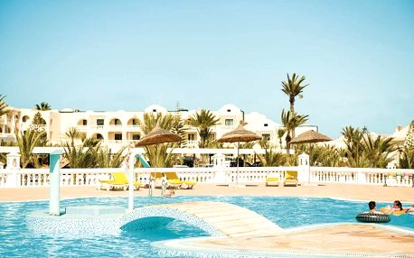 Tunisko - Djerba na 8 až 9 dní, all inclusive s dopravou letecky z Prahy 200 m od pláže