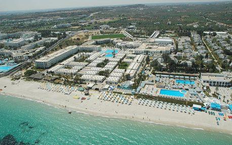 Tunisko - Port El Kantaoui na 8 až 12 dní, all inclusive s dopravou letecky z Prahy přímo na pláži