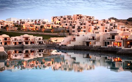 Spojené arabské emiráty - Ras Al Khaimah na 8 až 9 dní, snídaně s dopravou letecky z Prahy přímo na pláži