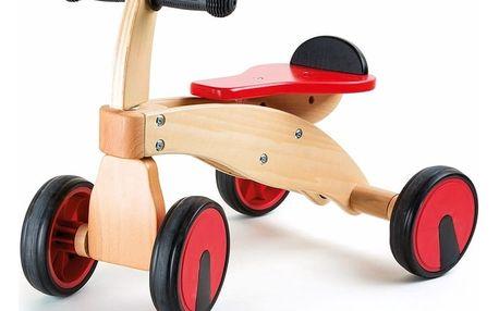 Dětská dřevěná motorka Legler Racer
