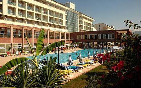Turecko - Alanya na 8 až 9 dní, all inclusive s dopravou letecky z Prahy 100 m od pláže
