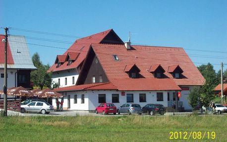 Hotel U lip Trojanovice poblíž Stezky Beskydské nebe